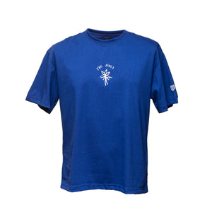 The Nines : Rinse And Repeat Shirt With Mask (Light Royal Blue)