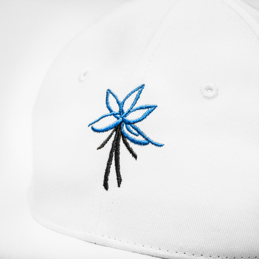 The Nines : Rinse And Repeat Cap (White)