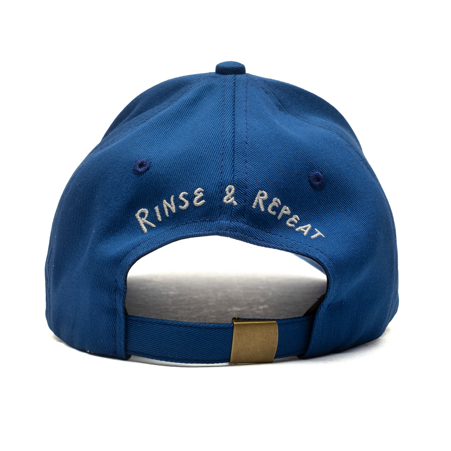 The Nines : Rinse And Repeat Cap (Light Royal Blue)