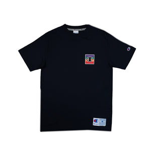 Champion : Jpn T-Shirt C3-Q302 (Navy)