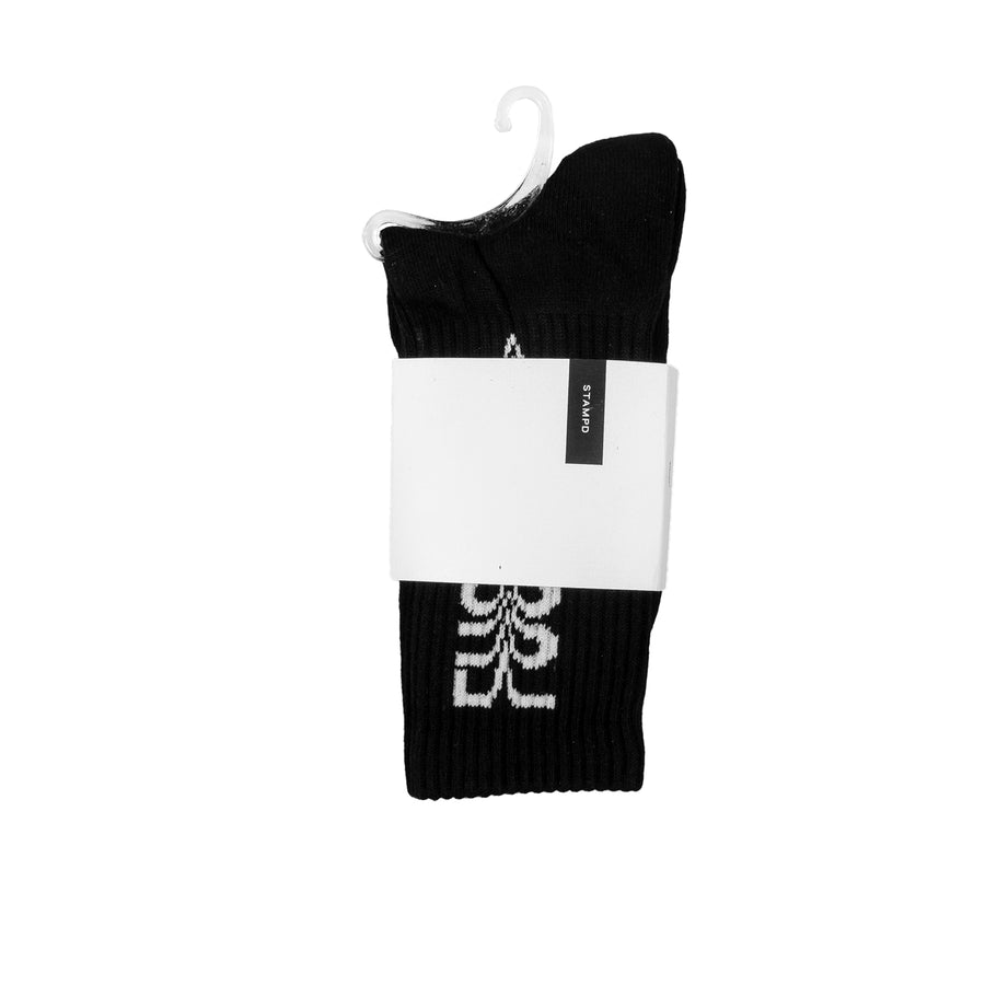 Stampd: The F*** Off Socks (Black)