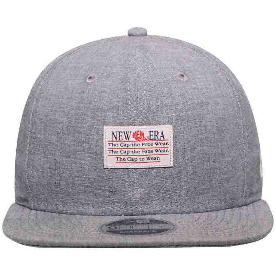 New Era : LFS 950 Of Chambray WL (Black)