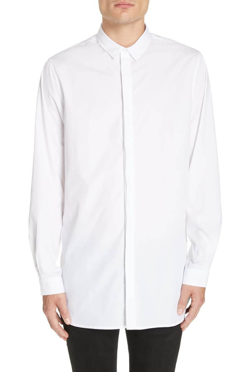 Stampd: Essential Shirt (White)