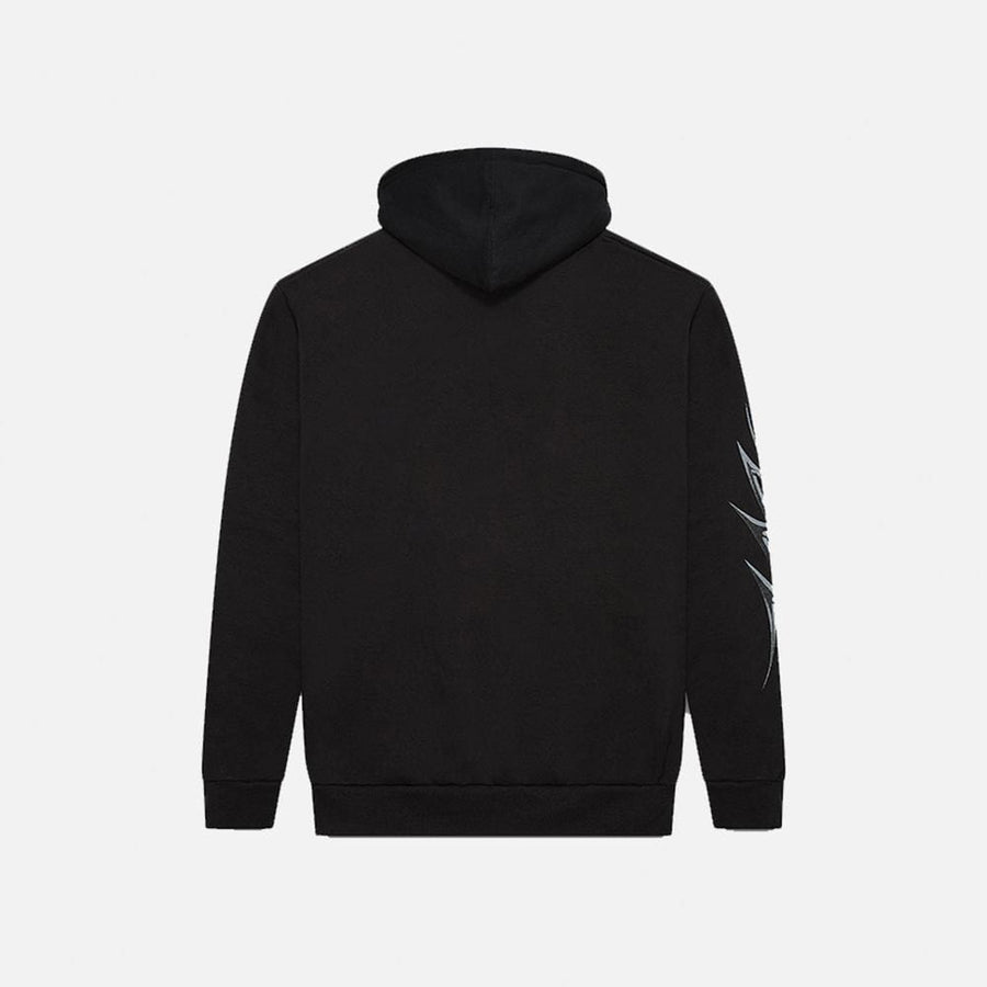 Shadow Hill : Coral Hoodie (Black)