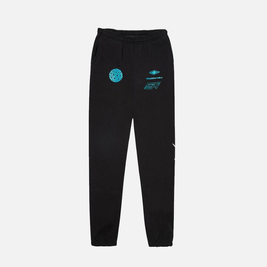 Shadow Hill : Coral Sweatpants (Black)