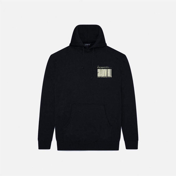 Shadow Hill : Fighter Jet Pullover (Black)