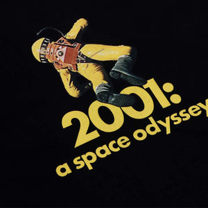 New Era : SS Tee 2001 A Space Odyssey AST (Black)