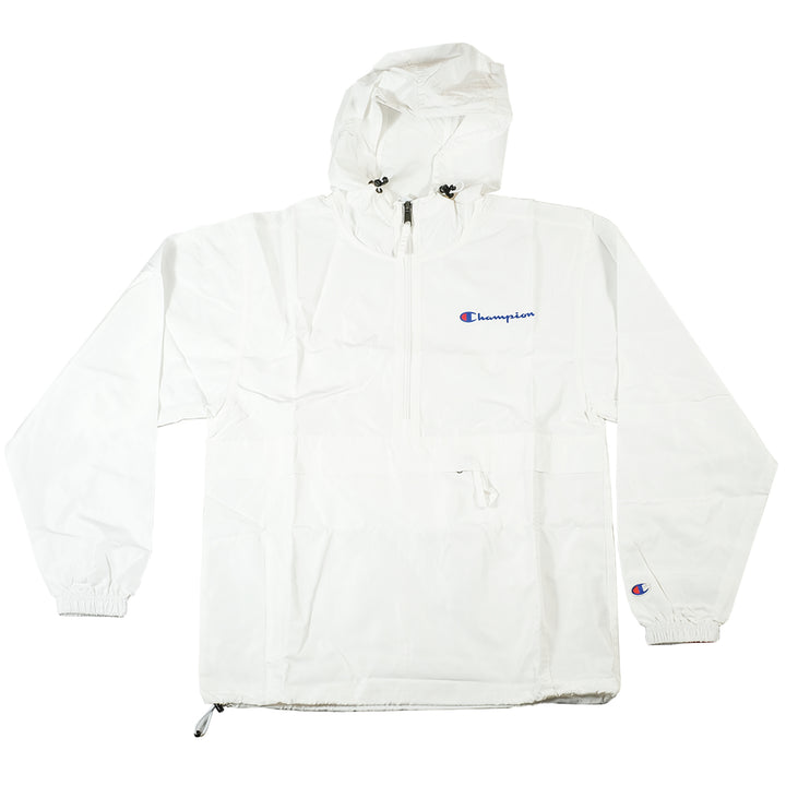 Champion: Packable Jacket (White)