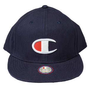 Champion: BB Snapback Big-C Hat (Imperial Indigo)