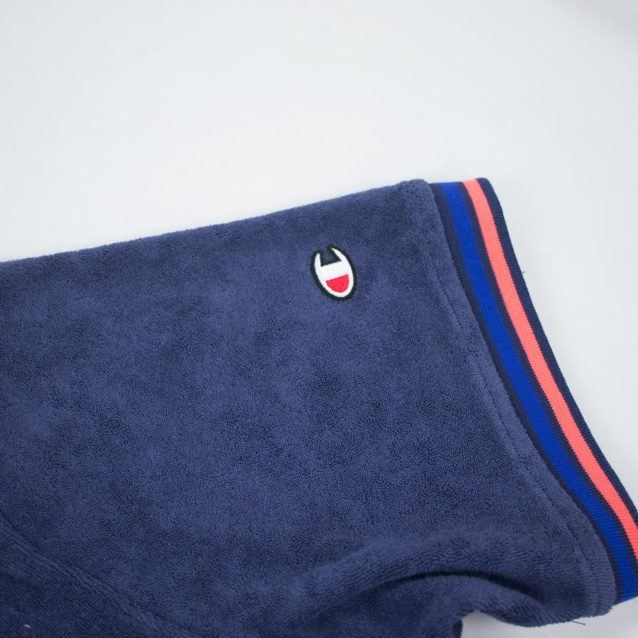 CHAMPION: Terry Short Sleeve Top (Imperial Indigo)