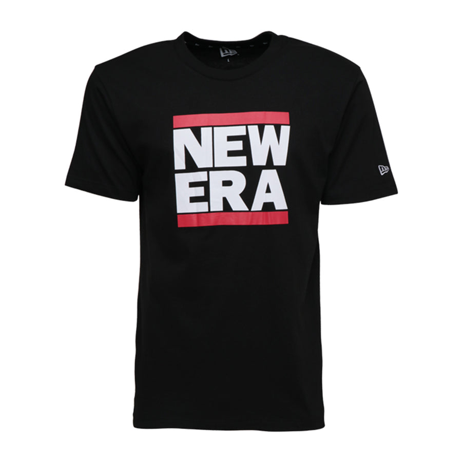 New Era : LFS Old School Sleeves Tee (Black)