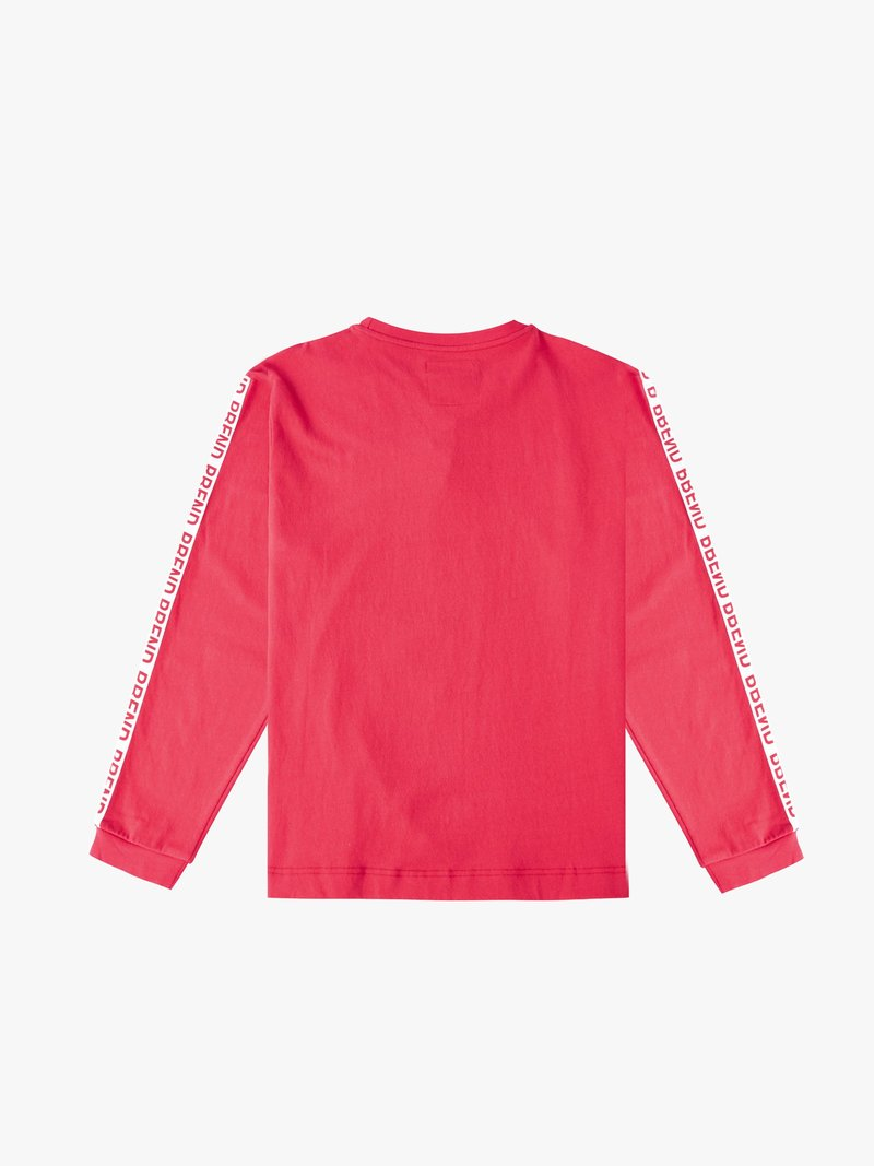 Profound Aesthetics: Rose Dust Long Sleeve Tee (Red)