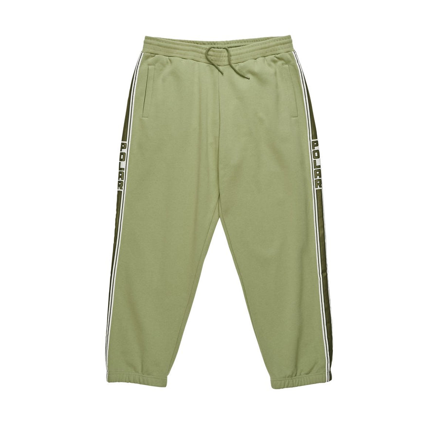 TAPE SWEATPANTS Pistachio