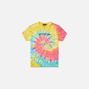 Shadow Hill : Punch Tie-Dye Trophy T-Shirt (Hawaiian)