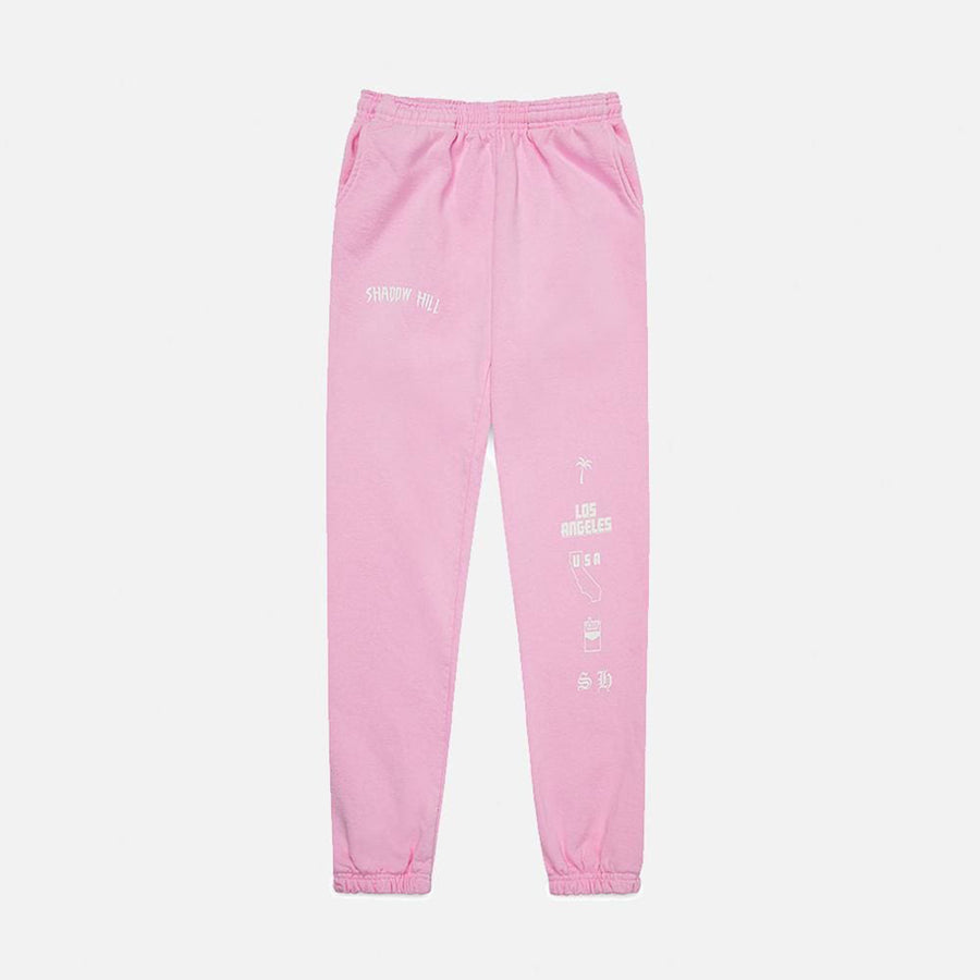 Shadow Hill : Merch Sweatpants (Pink)