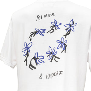 The Nines : Rinse And Repeat Shirt With Mask (White)