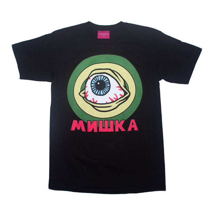 Mishka : Sick Sad Keep Watch Tee (Black)