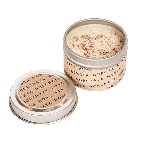 Travel Size Horchata Candle - 2 oz (Sweet Cinnamon & Vanilla