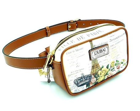 QUEEN OF DUBAI BELT BAG