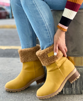TAYLOR SHEARLING BOOTS NEW SEASON WINTER 2020