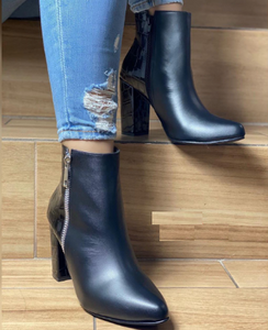 ROCIO HIGH HEEL BOOTIES NEW SEASON WINTER 2020