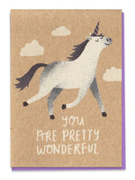 You Are Pretty Wonderful Card