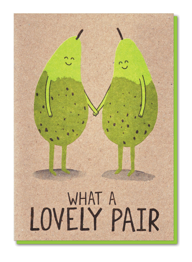What a Lovely Pair Card