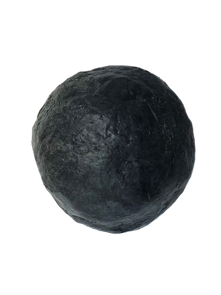 Charcoal Hand Rolled Soap Ball