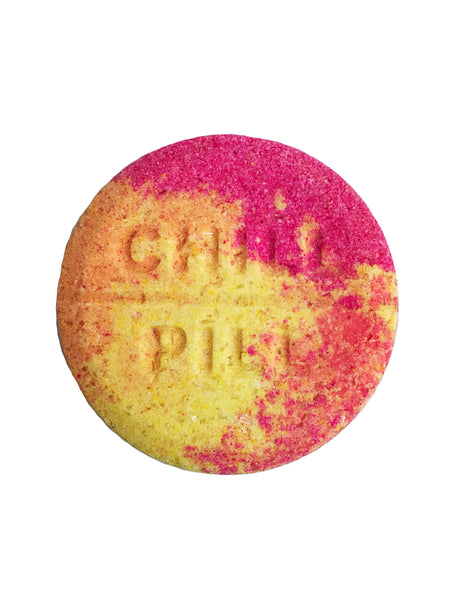 Bubblegum Chill Pill Bath Bomb