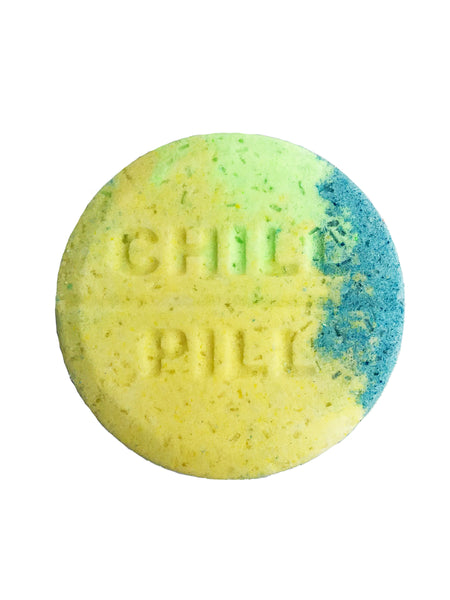 Flower Drum Chill Pill Bath Bomb