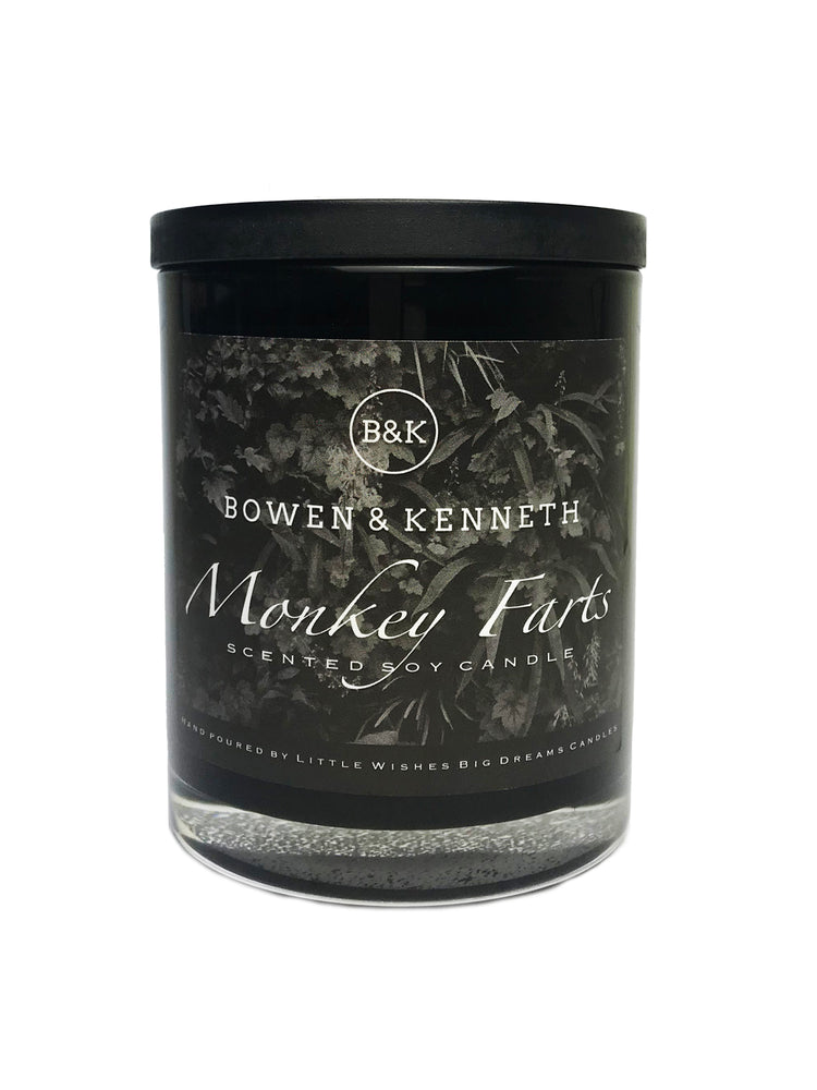 Monkey Farts Candle XL