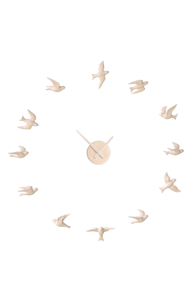 'Time Flies' Wall Clock