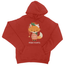 Load image into Gallery viewer, Fox Elf Unisex Hoodie