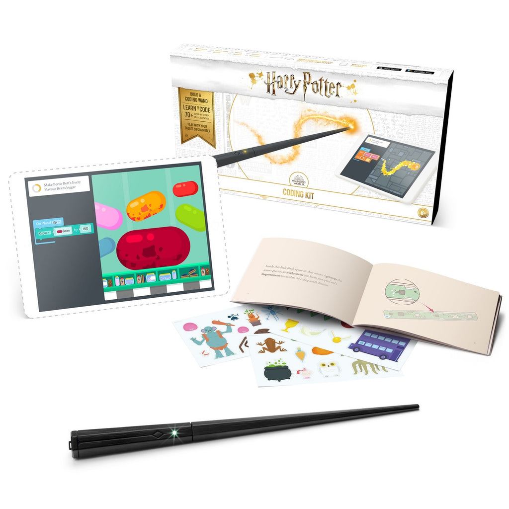 Introducing the Harry Potter Kano Coding Kit