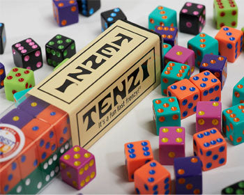 Game Spotlight: Tenzi! (and its many, many cousins)