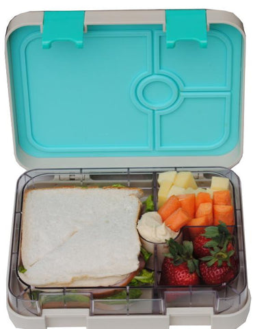 My Family Bento Box W. four compartments