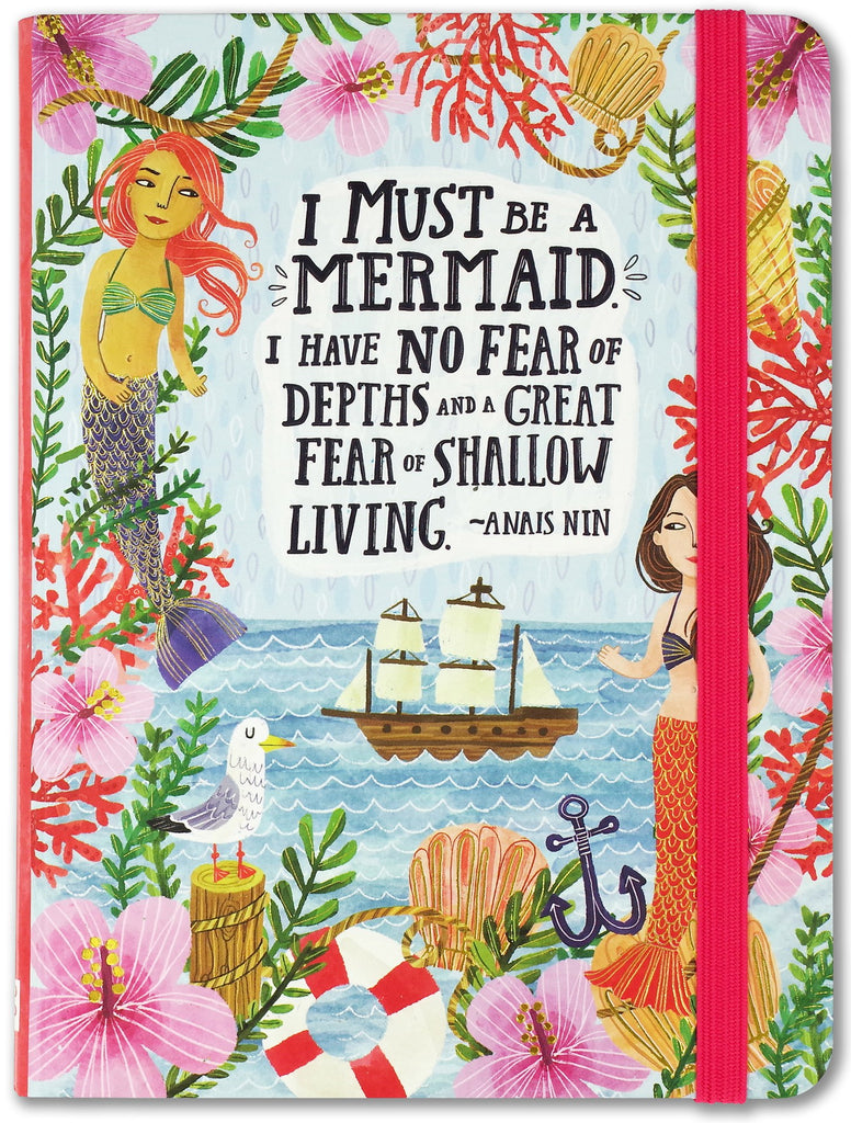 I Must Be A Mermaid Journal | Peter Pauper Press| - STEAM Kids Brisbane
