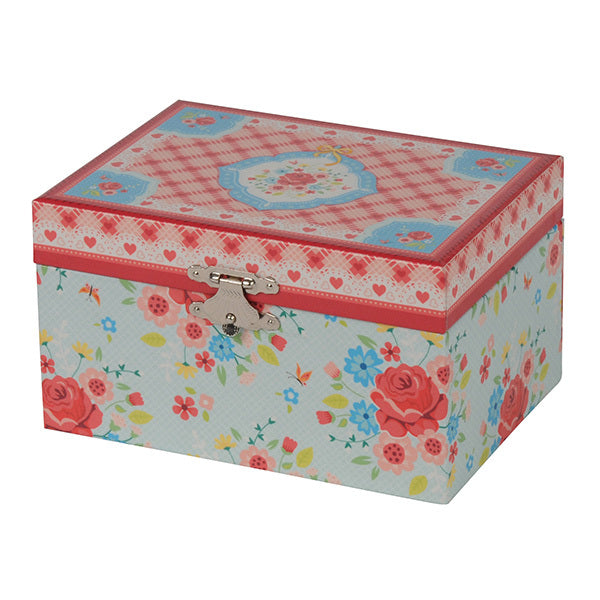 Tiger Tribe Jewellery Box - Rose Garden - STEAM Kids