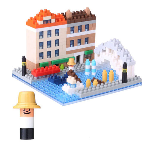 Venice Nanoblock NBM092 - STEAM Kids Brisbane