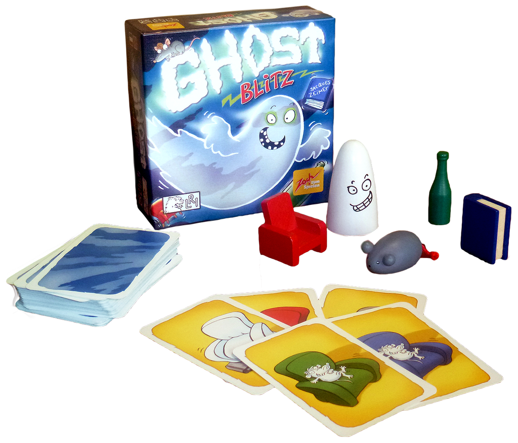 Ghost Blitz - STEAM Kids