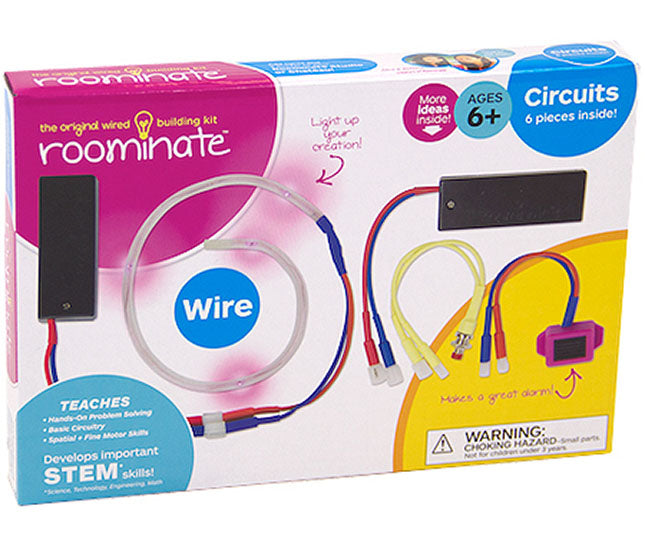 Roominate Circuits Accessory Pack - STEAM Kids