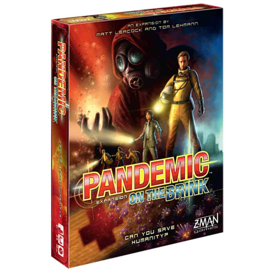 Pandemic {Expansion} On The Brink - STEAM Kids Brisbane