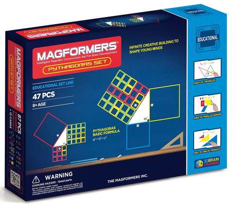 Magformers Pythagoras Set - STEAM Kids Brisbane