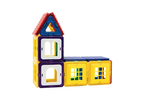 Magformers Wow House Set - STEAM Kids Brisbane