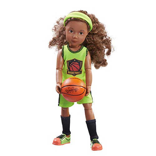 Kruselings Basketball Training Doll, Joy - STEAM Kids Brisbane