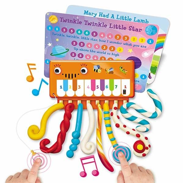 4M Thinkingkits | Dough Circuit Piano - STEAM Kids