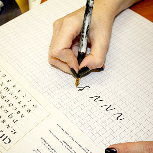 Mont Marte Calligraphy Workbook 50 sheets - STEAM Kids
