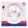 Ruby Red Shoes London Cousins 15cm Cake Plate - STEAM Kids Brisbane