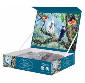 Centre of Attention 1000 Piece Puzzle | Ashdene Eco Puzzle - STEAM Kids Brisbane