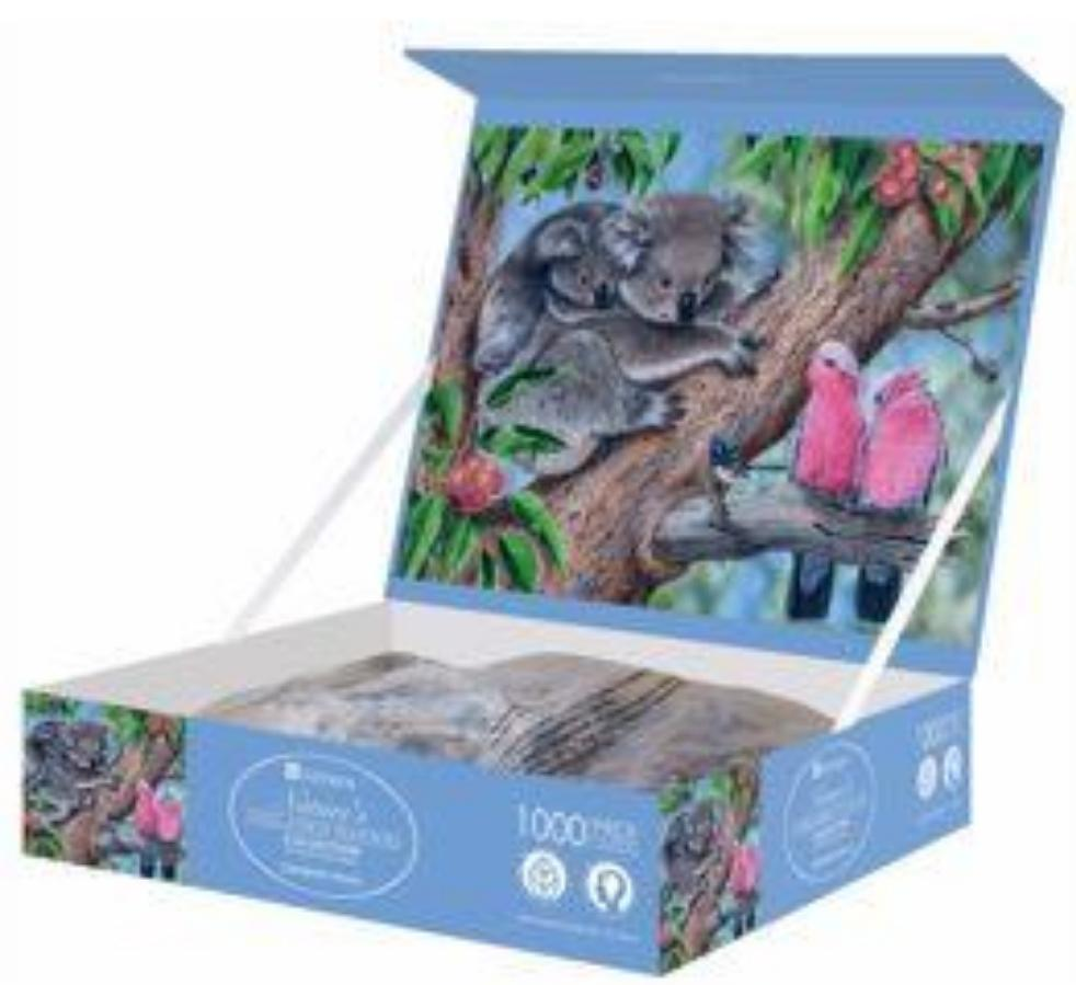 Crowded House 1000 Piece Puzzle | Ashdene Eco Puzzle - STEAM Kids Brisbane